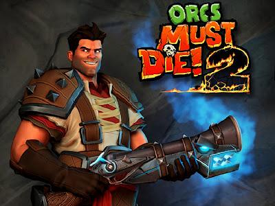 دانلود بازی غول ها باید بمیرند 2 Orcs Must Die فقط دانلود کرک بازی