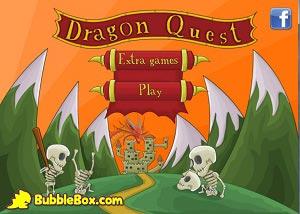دانلود بازی فلش فکری جالب و جدید dragon quest