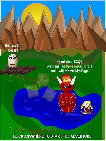 دانلود بازی آنلاین تخم مرغ پرشی کم حجم
