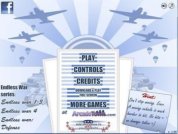 دانلود بازی جنگ جهانی 5 endless war