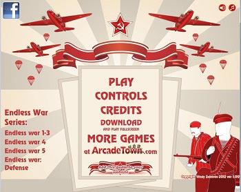 دانلود بازی آنلاین جنگ بی پایان 6 endless war