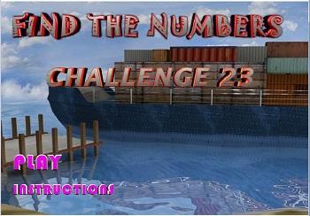 دانلود بازی پیدا کردن اعداد در عکس سخت