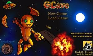 دانلود بازی فلش آنلاین فضایی ربات glave