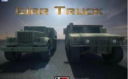 دانلود بازی پسرانه کامیون جنگی آنلاین war truck