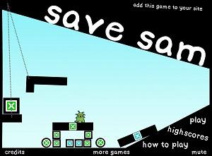 دانلود بازی فکری جدید نجات سم save sam