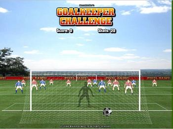 دانلود بازی آنلاین دروازه بان فوتبال برای کامپیوتر