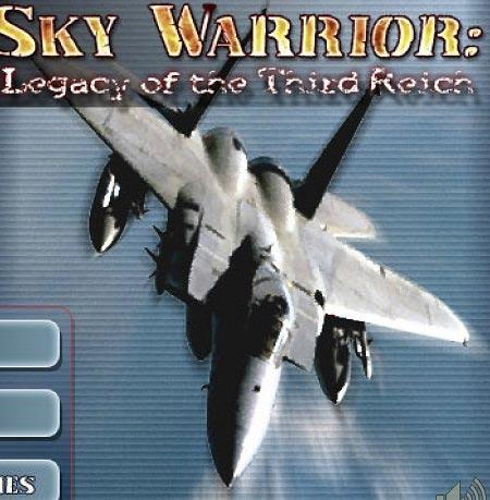 دانلود بازی پسرانه هواپیما جنگجویان آسمان آنلاین Sky Warriors