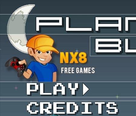دانلود بازی پسرانه سیاره فضایی planet Blirp آنلاین
