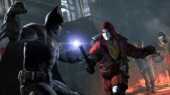 دانلود سیو بازی Batman Arkham Origins