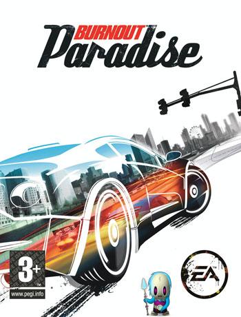 دانلود سیو بازی پارادایس Burnout Paradise برای کامپیوتر