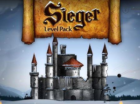 دانلود بازی ساده تیر اندازی به قلعه Sieger Level Pack آنلاین