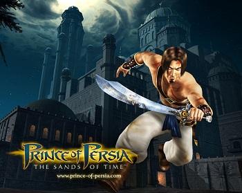 دانلود سیو بازی پرنس آف پرشیا 1 Prince Of Persia sands of time
