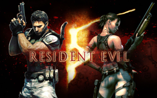 دانلود سیو بازی رزیدنت اویل 5 Resident Evil