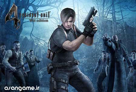 دانلود سیو کامل بازی رزیدنت اویل 4 Resident Evil
