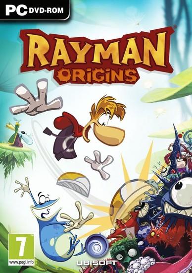 دانلود ترینر بازی ریمن Rayman Origins کد تلقب و رمز