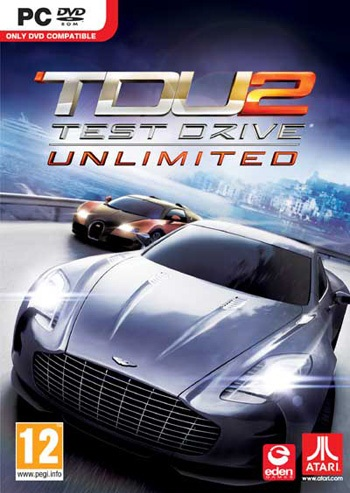 دانلود سیو و ترینر بازی Test Drive Unlimited 2 یا TDU 2