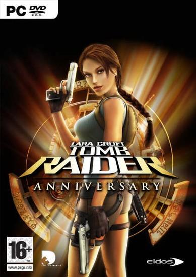 دانلود ترینر و سیو بازی تام رایدر Tomb Raider Anniversary