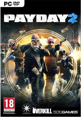 دانلود ترینر بازی روز پرداخت pay day 2 کد تقلب و رمز ها