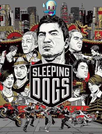 دانلود ترینر و سیو بازی sleeping dogs
