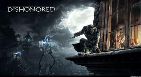 دانلود ترینر و سیو بازی dishonored