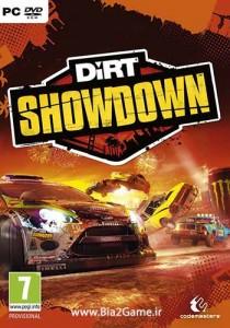 دانلود سیو و ترینر بازی dirt showdown