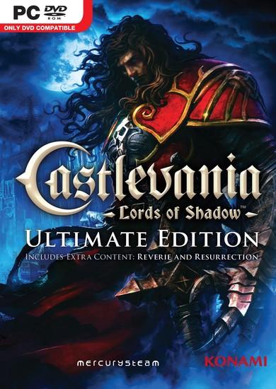 دانلود ترینر و سیو بازی Castlevania Lord of Shadow