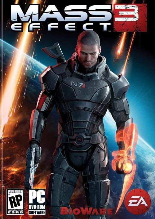 دانلود سیو کامل بازی mass effect 3