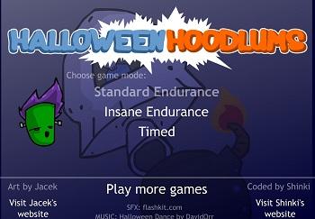 دانلود بازی آنلاین بامزه مخصوص هالوین