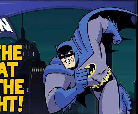 دانلود بازی بتمن در قلب شب batman آنلاین