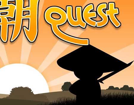 بازی مرحله ای و دوست داشتنی نینجای قهرمان ninja quest
