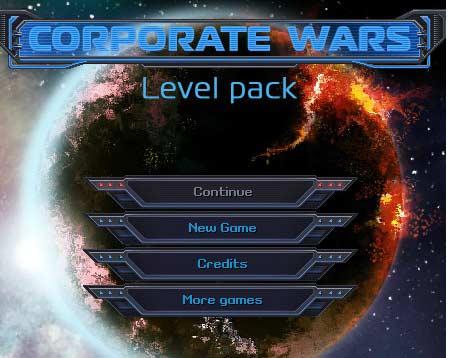 دانلود بازی  با کیفیت دفاع از قلعه Corporate Wars آنلاین