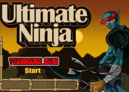 دانلود بازی فکری و اعتیاد آور  Ultimate ninja