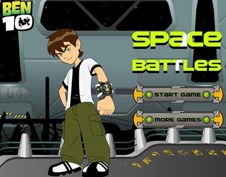دانلود بازی بن تن space battles آنلاین