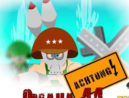 دانلود بازی تیر اندازی و بامزه omaha 44  آنلاین
