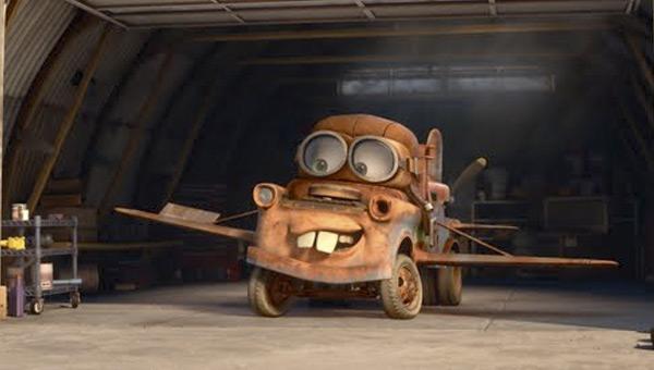 دانلود انیمیشن کارتون کوتاه و کم حجم ماشین ها Air.Mate با کیفیت خوب