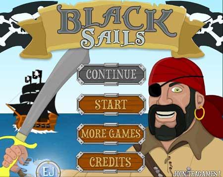 دانلود بازی کشتیرانی جنگی Black Sails آنلاین
