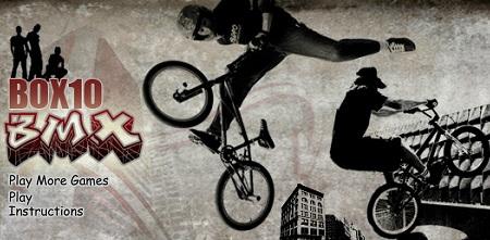 دانلود بازی انجام حرکات نمایشی با دوچرخه BMX