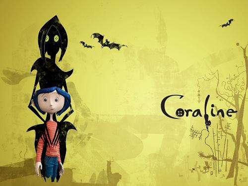 دانلود فیلم انیمیشن کارتون ترسناک کرولاین Coraline با دوبله فارسی