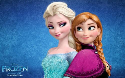 دانلود کارتون انیمیشن frozen یخ زده با کیفیت خوب و لینک مستقیم