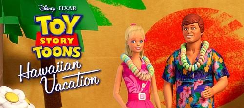 دانلود کارتون انیمیشن کوتاه تعطیلات در هاوایی