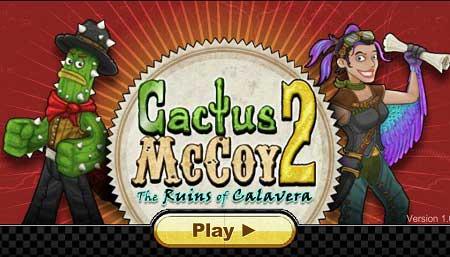 دانلود بازی زیبا کاکتوس کابوی cactus mccoy 2