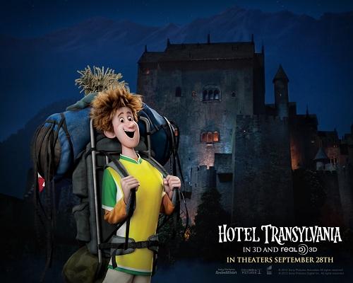 دانلود رایگان کارتون انیمیشن هتل ترانسیلوانیا Hotel Transylvania با دوبله فارسی