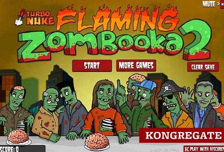 دانلود بازی تیر اندازی به زامبی ها zombooka 2 آنلاین
