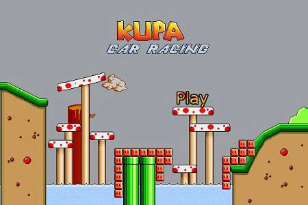 بازی آنلاین مسابقه ماشین کوپا kupa car racing