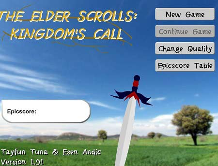 بازی آنلاین ماجرایی فرخوان پادشاه kingdoms Calls همراه دانلود