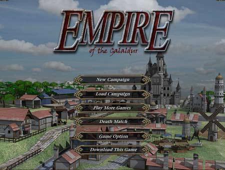 بازی آنلاین استراتژیک امپراتوری گلادور با دانلود Empire of the galaldur