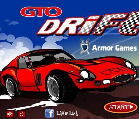 بازی دریفت ماشین با موس GTO Drift همراه با دانلود