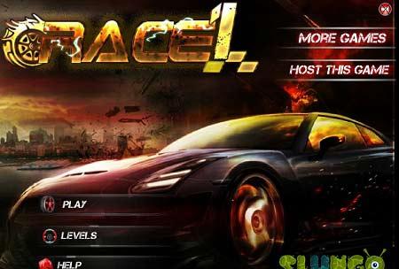 بازی مسابقه ماشین فرمول یک race1