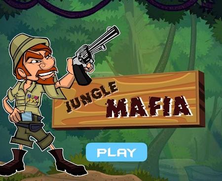 دانلود بازی تیراندازی جنگل مافیا Jungle Mafia آنلاین