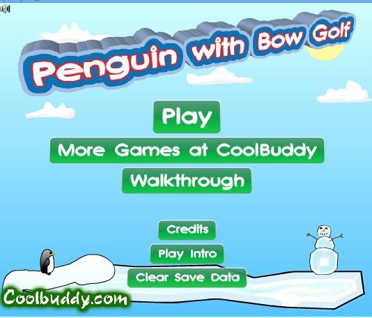 دانلود بازی آنلاین تیر اندازی با کمان پنگوئن جدید